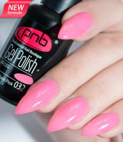 Гель-лак PNB (Flash Pink)