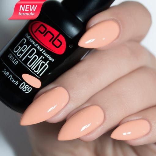 Гель-лак PNB (Soft Peach)