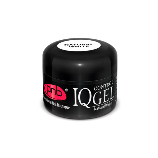 IQ Control Gel Natural White PNB