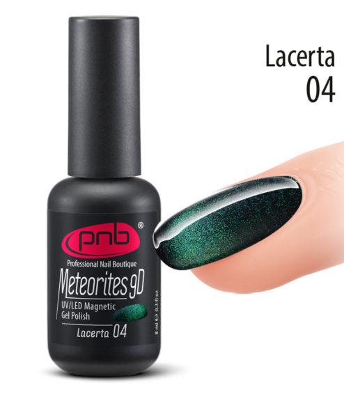 Магнитный гель-лак PNB 04 Lacerta 8 мл