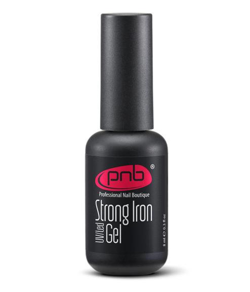 Моделирующий гель PNB 8 мл (Strong Iron Gel)